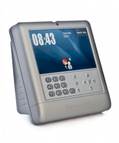 Bild: ULTRAX High End Terminal unter Windows CE